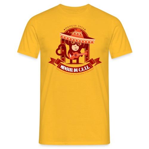 Mensuel Cute (M) - T-shirt Homme