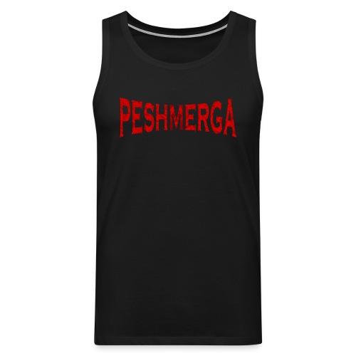 Peshmerga Tank Top Männer - Männer Premium Tank Top