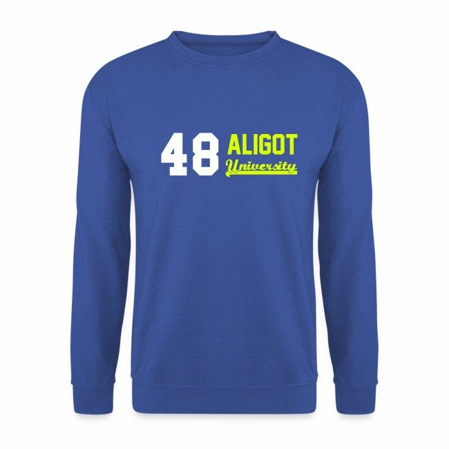 5531503e9f4c5 Boutique Sky Up Vêtements régionaux   Sweat Classic 48 Aligot ...
