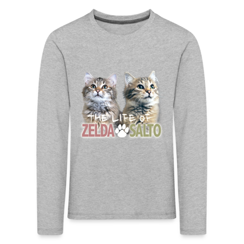 Logo sweater (children) - Kids' Premium Longsleeve Shirt