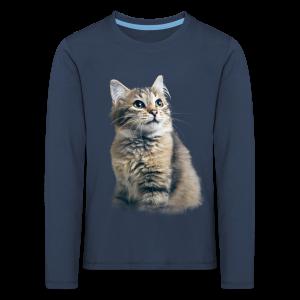 Salto sweater (children) - Kids' Premium Longsleeve Shirt