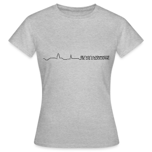 5810 Skyline - Frauen T-Shirt