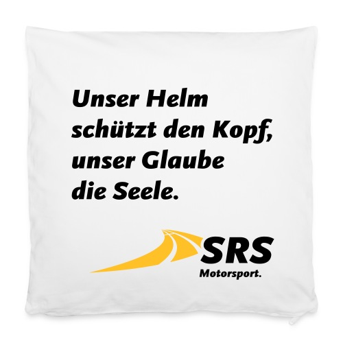 SRSmotorsport Kissenbezug 40x40 - Kissenbezug 40 x 40 cm