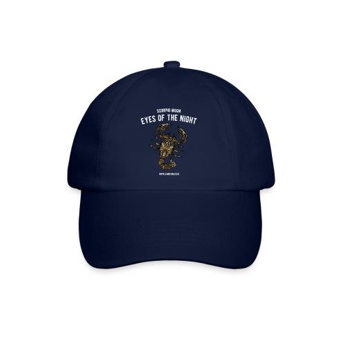 Scorpio Moon Baseball Cap  - Baseball Cap