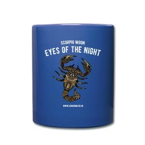 Scorpio Moon Full Colour Mug - Full Colour Mug