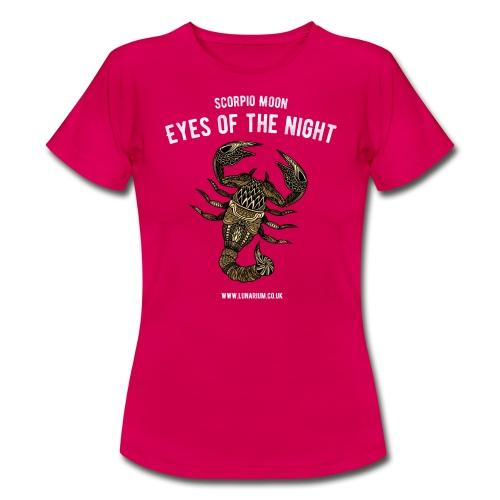 Scorpio Moon Women's T-Shirt - Women's T-Shirt
