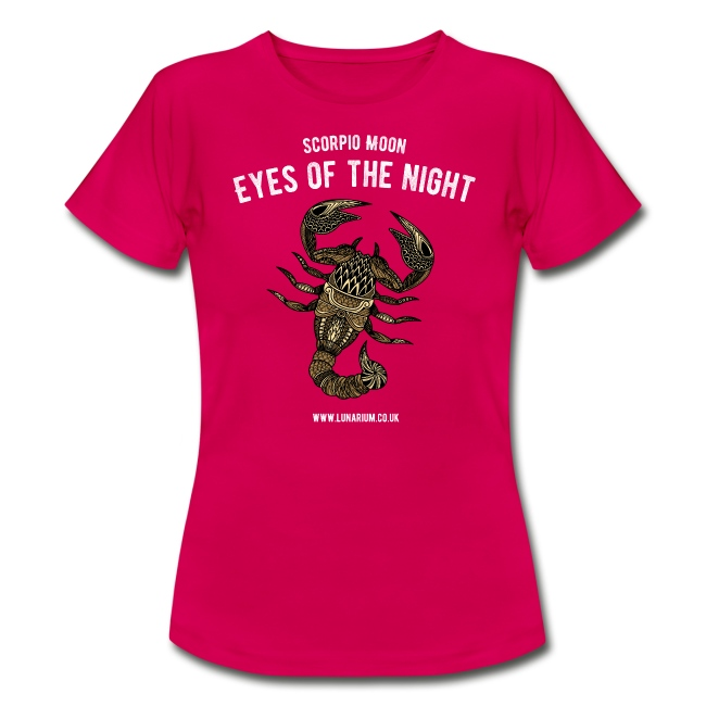 Scorpio Moon Women's T-Shirt