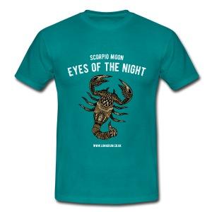 Scorpio Moon Men's T-Shirt - Men's T-Shirt