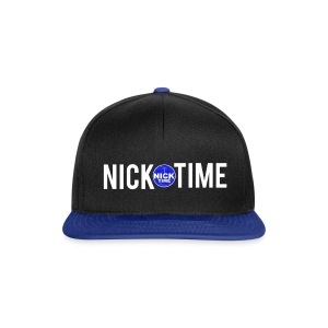 NickTime cap - Snapback cap