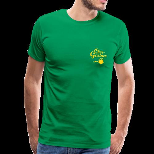 Obergärtner Gießkanne S-5XL T-Shirt - Männer Premium T-Shirt