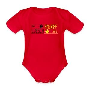 Loeschangriff.info-Babyboddy - Baby Bio-Kurzarm-Body