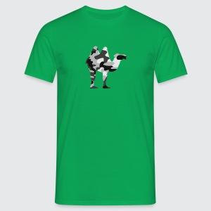 camelflage - Männer T-Shirt