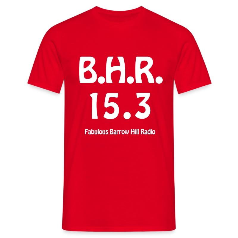 Barrow Hill Radio - T-Shirt - Mens - Men's T-Shirt