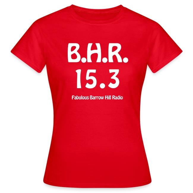 Barrow Hill Radio - T-Shirt - Womens