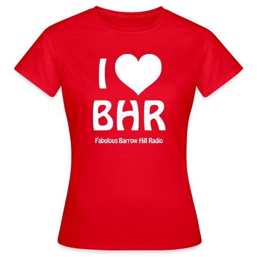 Barrow Hill Radio - T-Shirt - Womens - Women's T-Shirt
