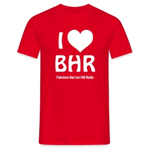 Barrow Hill Radio - T-Shirt - Mens - Men's T-Shirt