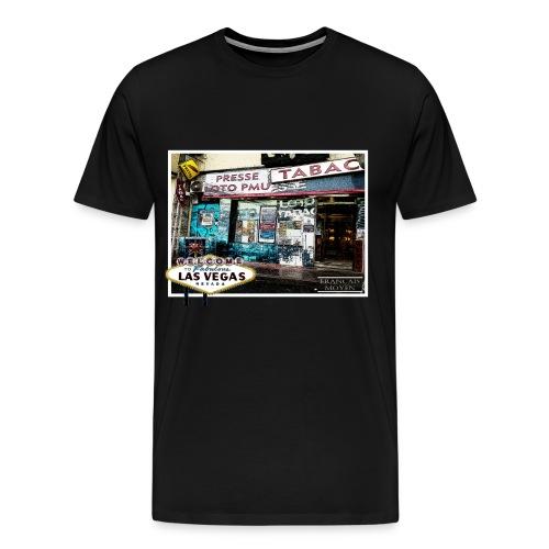 Le Français moyen à Las Vegas - T-shirt Premium Homme