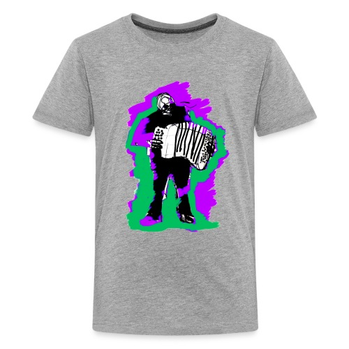 accordeon - Teenager Premium T-Shirt