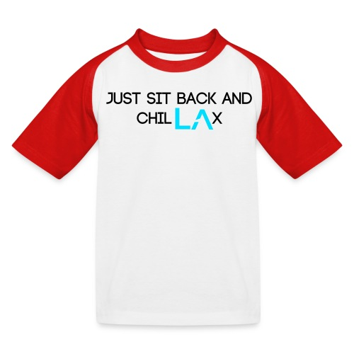 Legacy Alliance 'Chillax' T-Shirt - Kids' Baseball T-Shirt