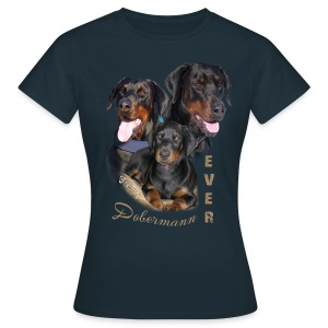 Dobermann - Frauen T-Shirt