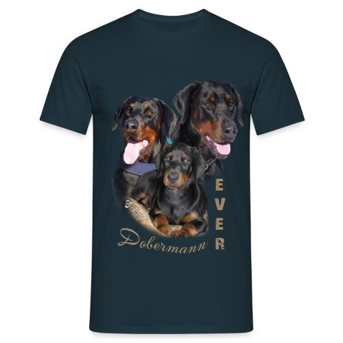Dobermann - Männer T-Shirt