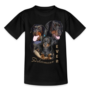 Dobermann - Teenager T-Shirt