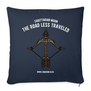 Sagittarius Moon Sofa pillow cover 44 x 44 cm - Sofa pillow cover 44 x 44 cm
