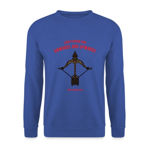 Sagittarius Sun Men's Sweatshirt - Men's Sweatshirt