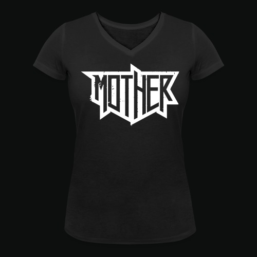 Mother Shirt Wrecked ladies - Frauen Bio-T-Shirt mit V-Ausschnitt von Stanley & Stella