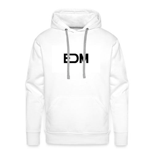 EDM Hoodie - Männer Premium Hoodie