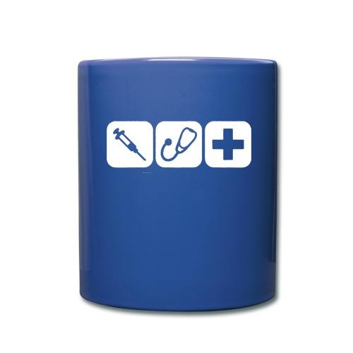 Tasse Spritze - Tasse einfarbig