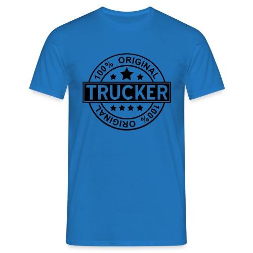 100% Original Trucker - Männer T-Shirt