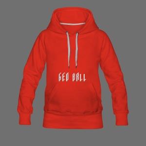 Fossett Gaming GEO Ball Woman's Hoodie - Women's Premium Hoodie