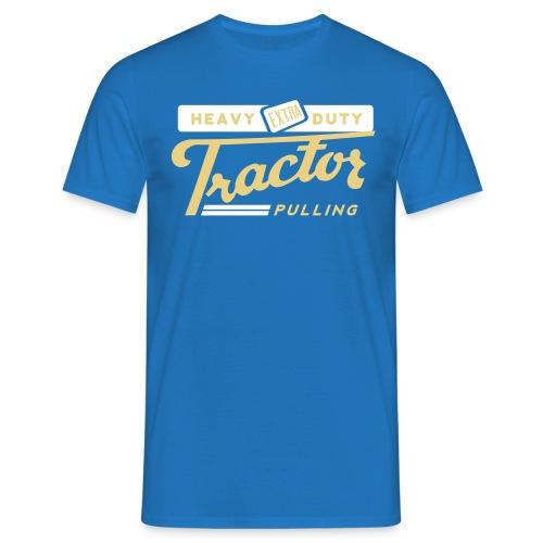 Tractor Pulling - Männer T-Shirt