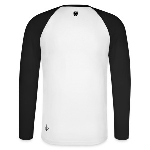 Pazl-Style - Männer Baseballshirt langarm