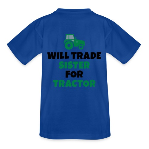 Trade Tractor - Kinder T-Shirt