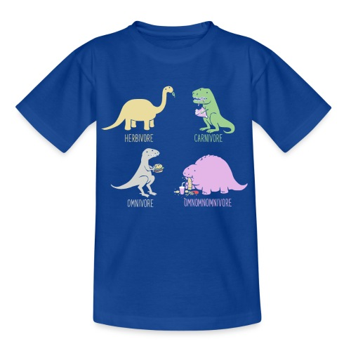 Dino Nutritional explanation - Kinder T-Shirt