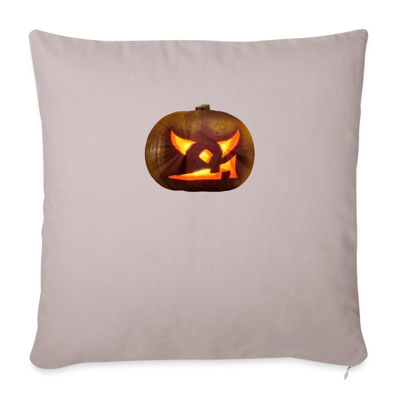 Copricuscino per divano con halloween zucca spreadshirt for Copricuscino divano