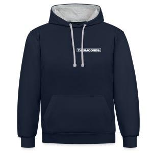 Contrast Hoodie - Contrast hoodie
