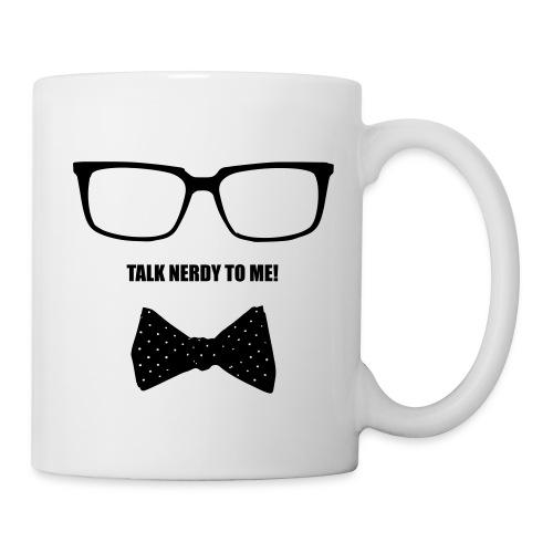 Talk nerdy to me! - Tasse - Tasse