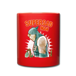 supersadman - Full Colour Mug