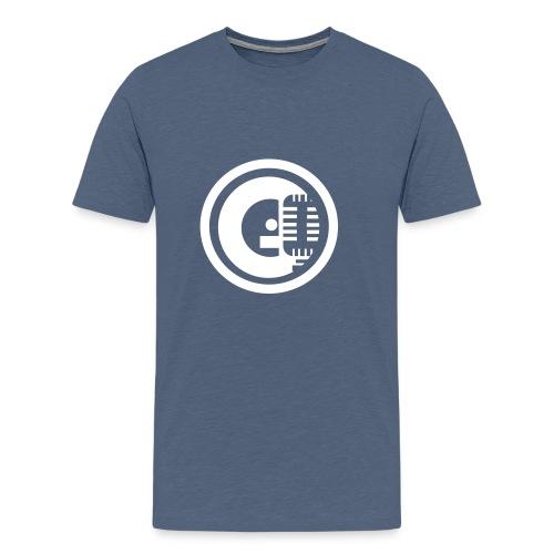 White Boy - Männer Premium T-Shirt