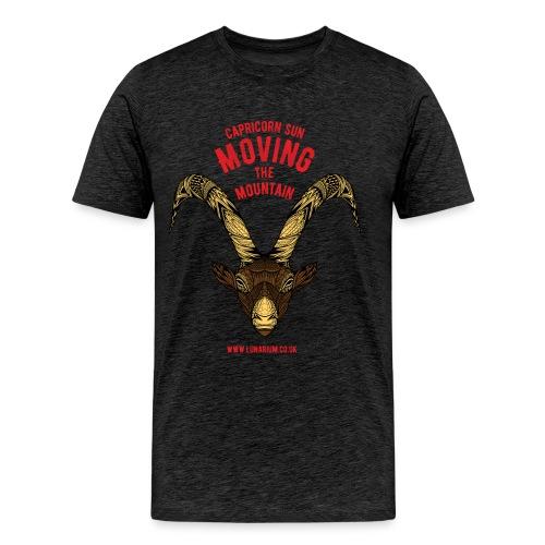 Capricorn Sun Men's Premium T-Shirt - Men's Premium T-Shirt