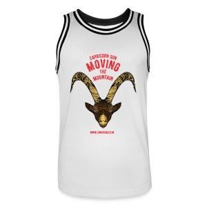 Capricorn Sun Men's Basketball Jersey - Men's Basketball Jersey