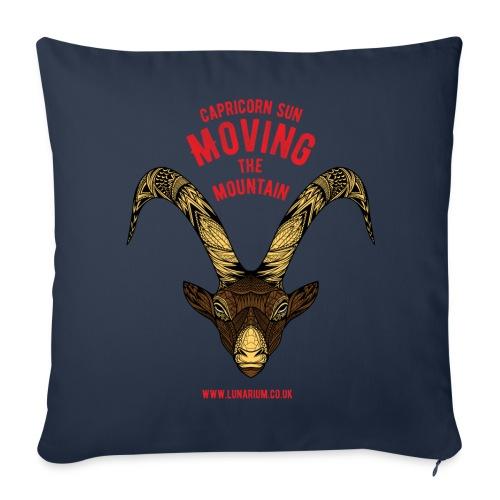 Capricorn Sun Sofa pillow cover 44 x 44 cm - Sofa pillow cover 44 x 44 cm