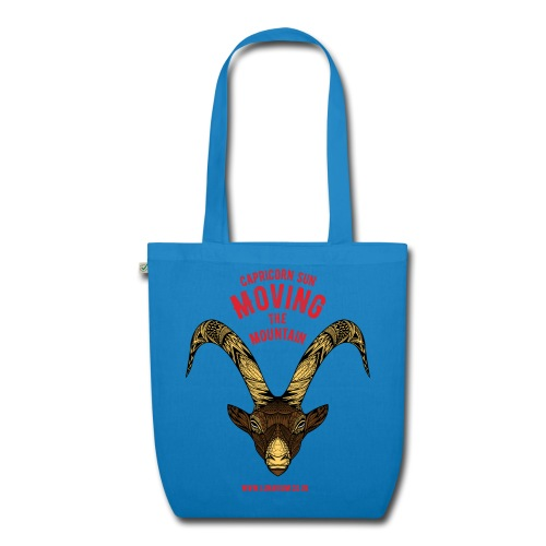 Capricorn Sun EarthPositive Tote Bag - EarthPositive Tote Bag