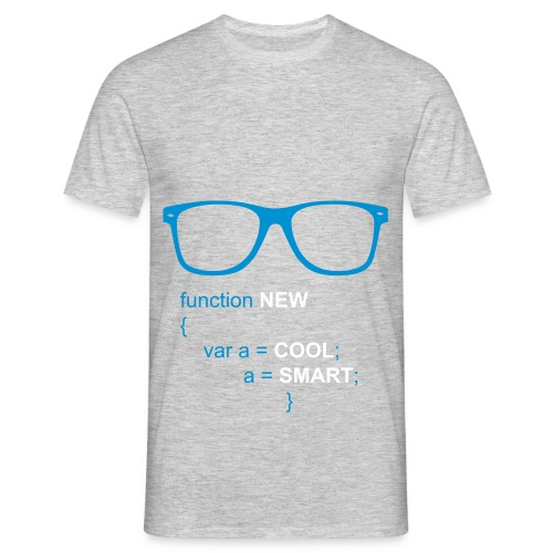 Smart is the new Cool - Men's T-Shirt
