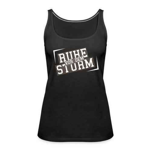 #RVDS Top - Frauen Premium Tank Top