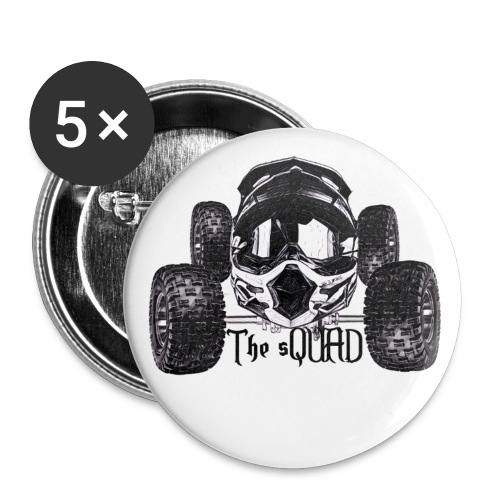 The sQUAD bt01 - Buttons mittel 32 mm