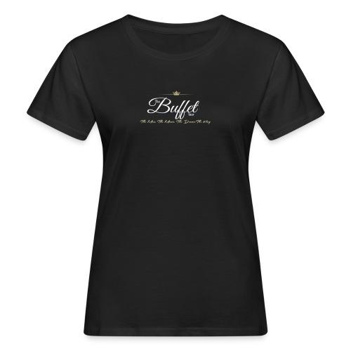 THE BUFFET TOUR - T-shirt bio Femme